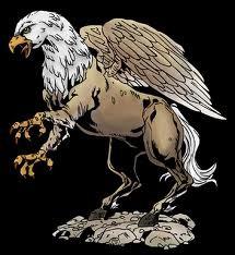 Ippogrifo creaturemitiche - Mitologia greca mitologia cavallo uomo ...